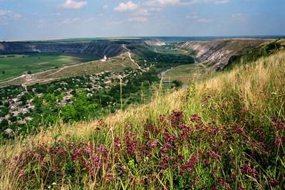"""""""Orheiul Vechi"""" Cultural-Natural Reserve and Butuceni village by Mihai Potarniche."""
