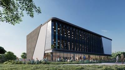 Gateway Real Estate's office development at Appolonia City (PRNewsfoto/Rendeavour)