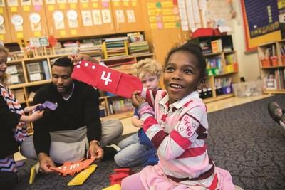 Innovador Programa Educativo Compensa La Reducción de La Matrícula en Preescolar