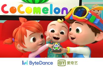 "Moonbug Entertainment lleva ""CoComelon"" a iQIYI y Xigua Video de ByteDance"