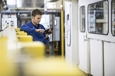 Predictive maintenance supports BENTELER in the area of Industry 4.0, enabling machines in the plant to monitor their own status and request maintenance in good time. This avoids production downtime and minimizes service costs.