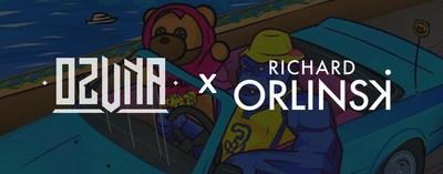 Multi-Platinum Singer-Songwriter Ozuna and Famed French Sculptor and Neo-Pop Artist Richard Orlinski Team-Up to Drop NFTs on Rarible