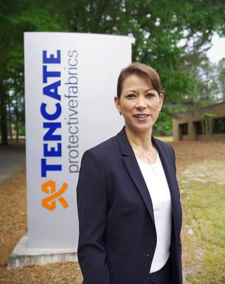 TenCate Protective Fabrics CEO, Maria Gallahue-Worl