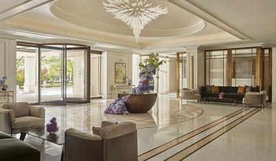 Carlton Tower Jumeirah Lobby