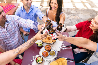 """This summer promises to be """"Superior"""" enjoying the iconic original beer from Orizaba, Veracruz, Mexico, raise your bottle to the new, disruptive """"little beauty,"""" """"the Bellita that everyone prefers."""""""