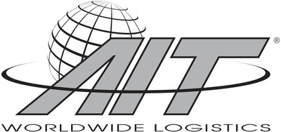 AIT Worldwide Logistics is a global supply chain solutions company providing comprehensive transportation management products with an emphasis on North American ground distribution, transpacific air and ocean, U.S. exports, customs clearance and specialized services. (PRNewsfoto/AIT Worldwide Logistics, Inc.)